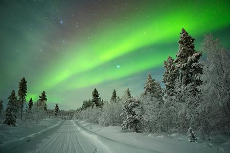 מטיילים בחורף