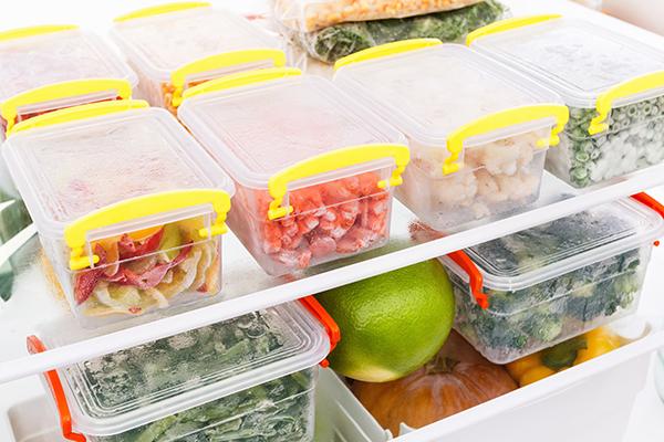 טיפים לאגירת מזון