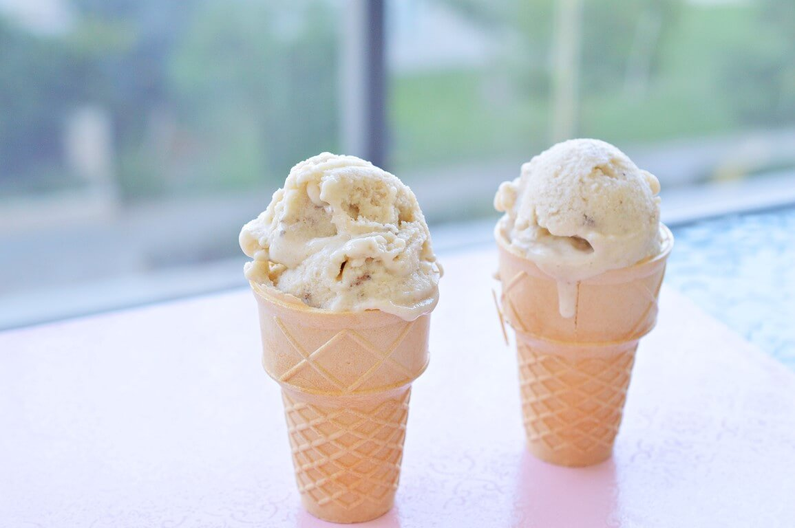 מתכון גלידת בננה