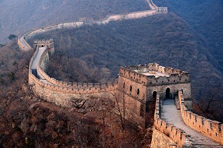 המלצות טיול בעולם - החומה הסינית