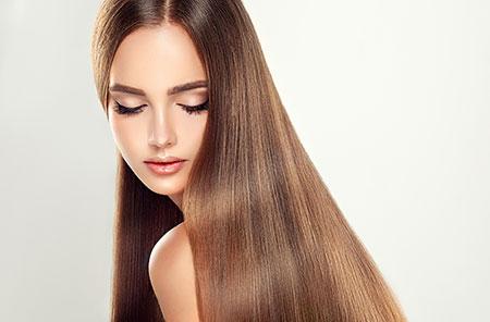 החלקת שיער - שיטות שונות