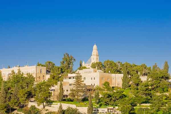 המלצות טיול בארץ - הר ציון