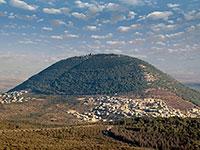 שמורת טבע וגן לאומי הר תבור