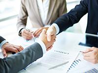 מצרפים שותף לעסק קחו עורך דין וסגרו חוזים מסודרים
