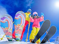 חופשת סקי עם הילדים - 5 מקומות מומלצים