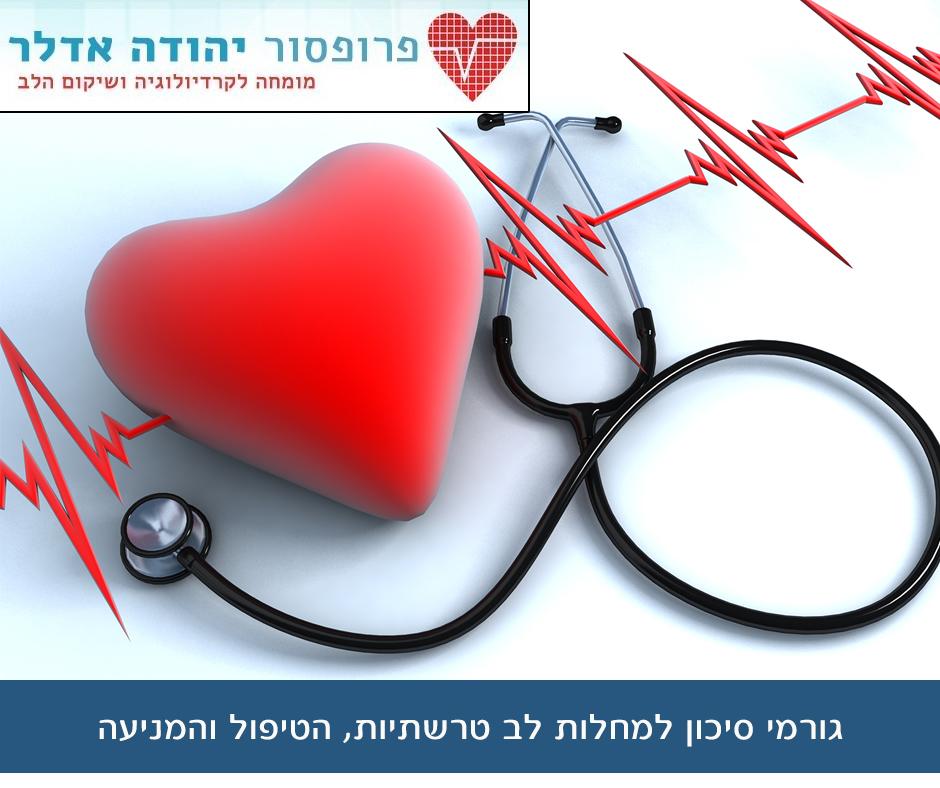 גורמי סיכון למחלות לב טרשתיות, הטיפול והמניעה