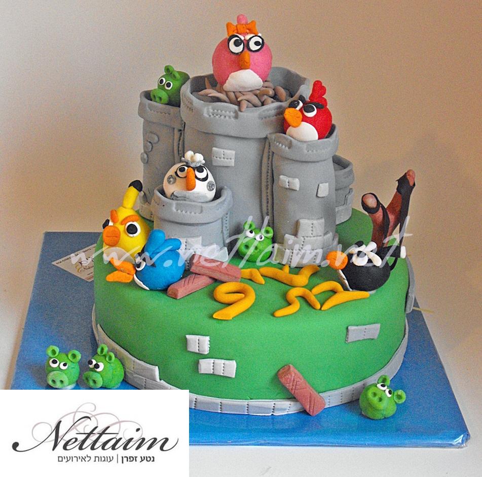המדריך המלא להזמנת עוגת יום הולדת