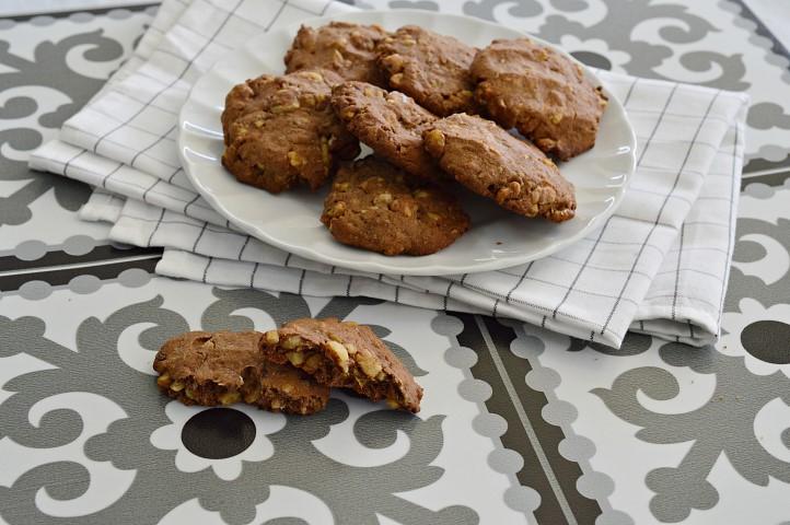 עוגיות אגוזים ללא סוכר