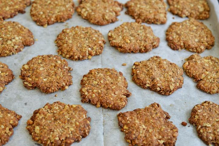 עוגיות בריאות במתיקות מעודנת