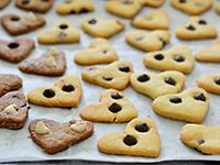 מתכון עוגיות שוקולד ציפס