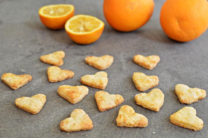 מתכון עוגיות בטעם תפוז