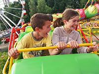 לבלות עם הילדים - פארקי שעשועים בארץ