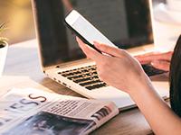 האם עידן הפרינט פינה את מקומו לעידן האינטרנט בפרסום לעסקים?