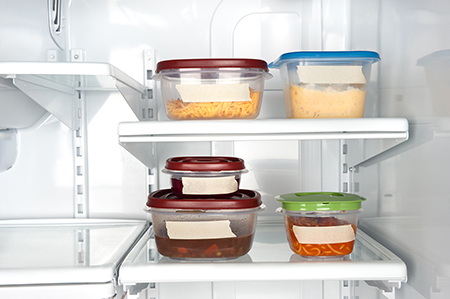 מה לעשות עם שאריות מזון ואוכל שנשארו לנו בבית