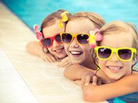 חשיבות שיעורי שחייה לילדים