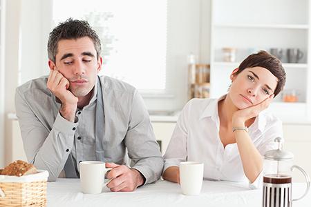 השקט בזוגיות