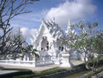 העיר הלבנה תאילנד