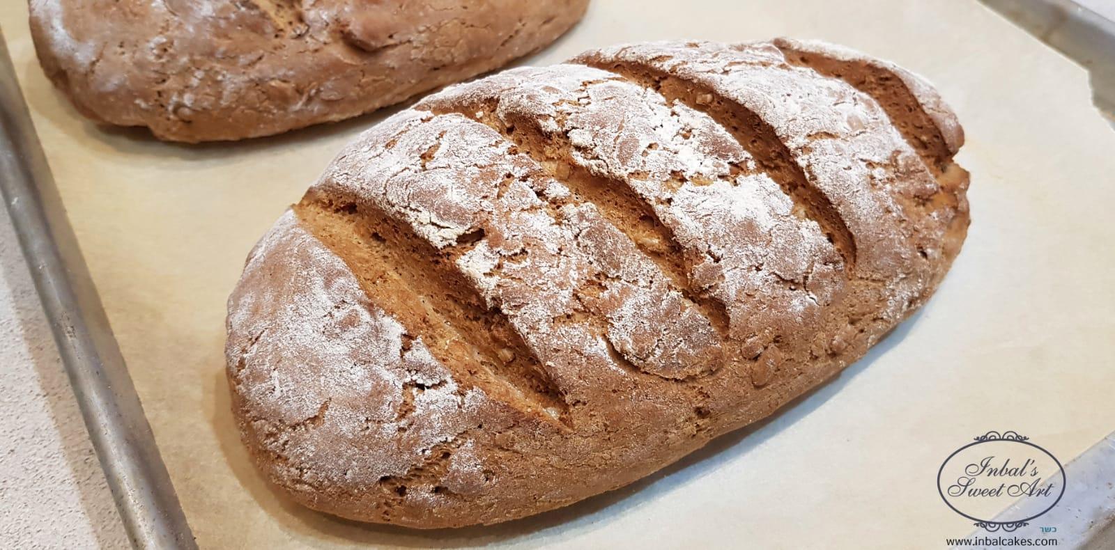 מתכון לחם גרעינים