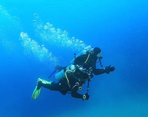 קורס צלילה כוכב שני – Advanced open water