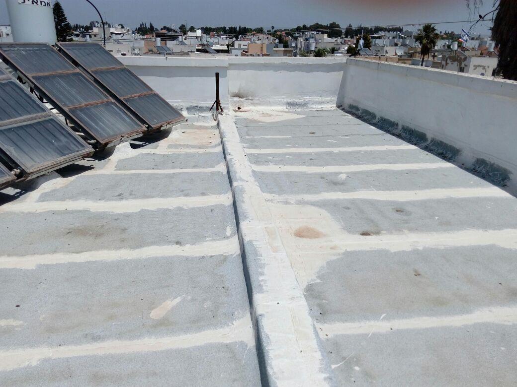 הכנת הגג לקראת איטום חדש