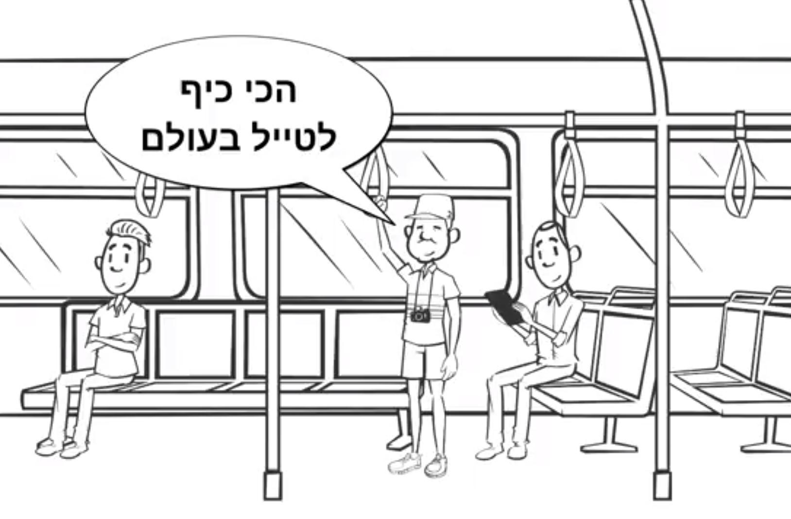 סרטוני אנימציה כדרך לפרסום עסקים
