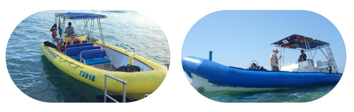 הסירות שלנו