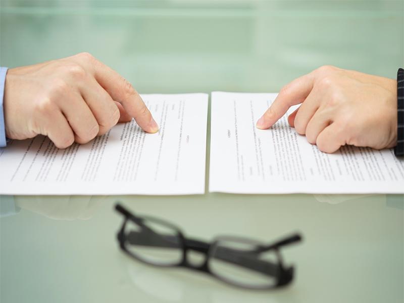 עורך דין להסכם גירושין
