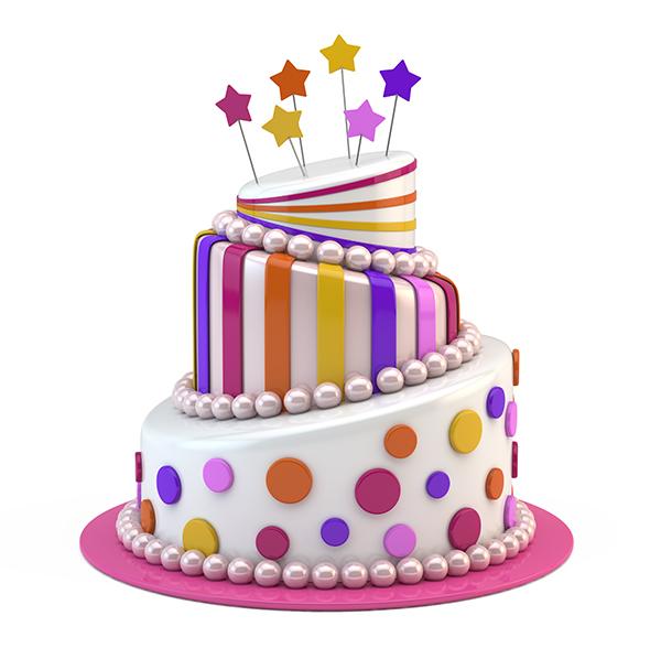 עוגת יום הולדת קונספט לילד מאושר