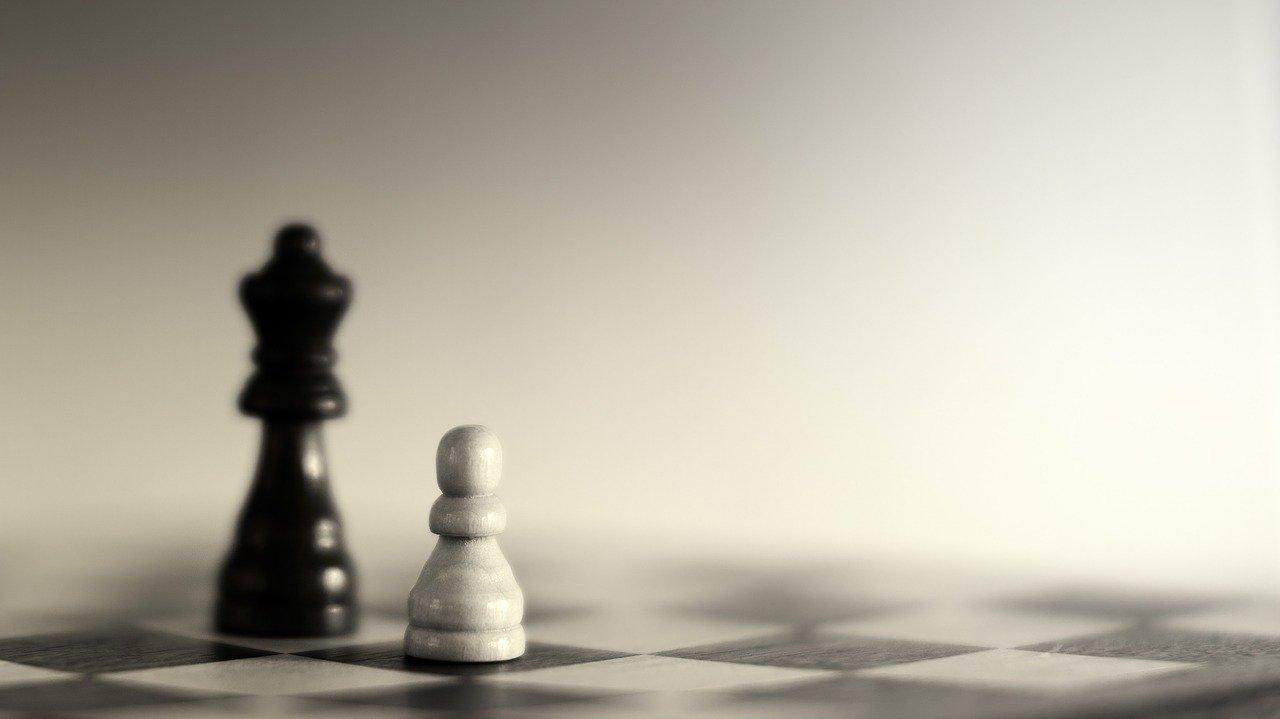 הקשר בין אסטרטגיה לבין חוג שחמט