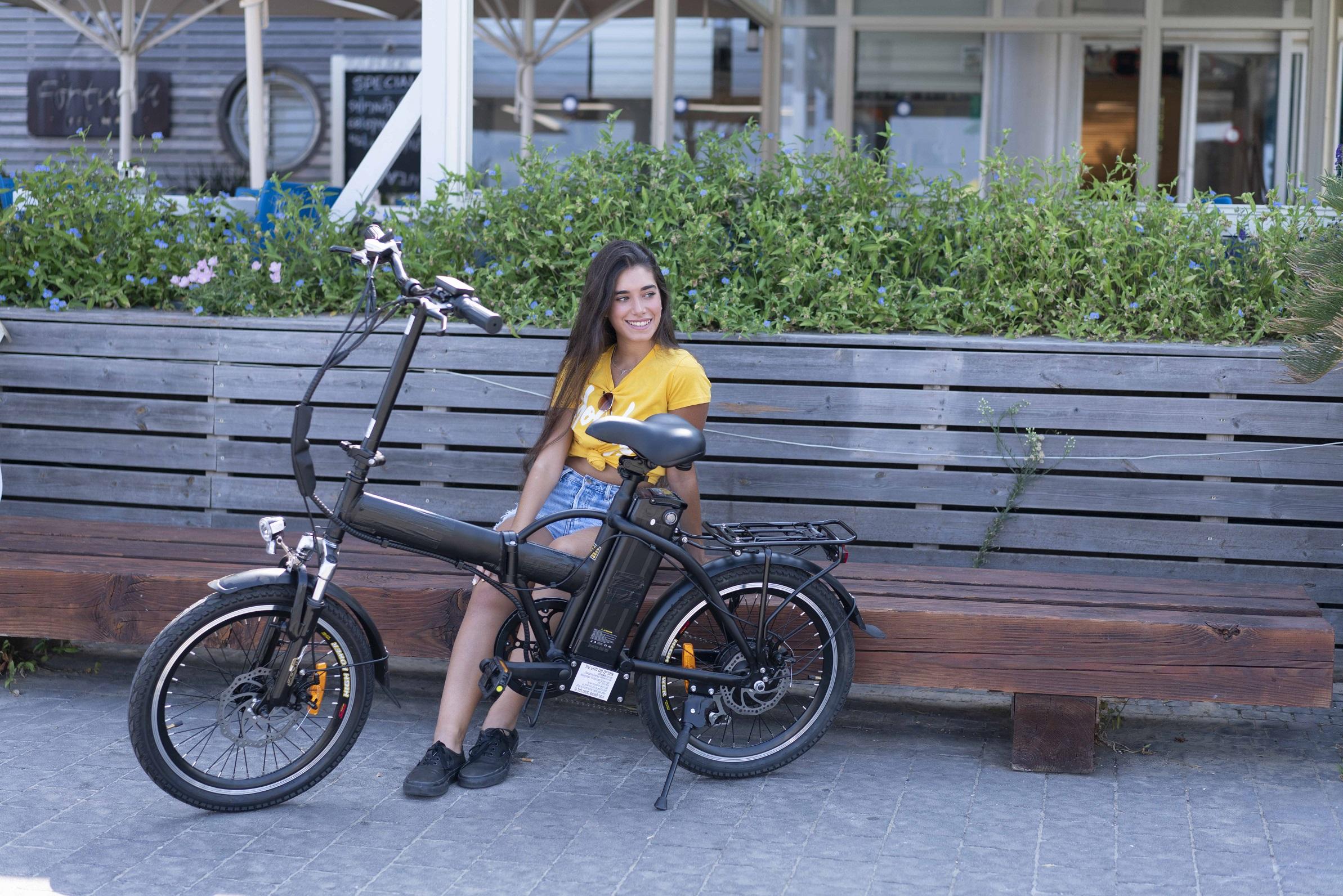 חנויות אופניים חשמליים בירושלים
