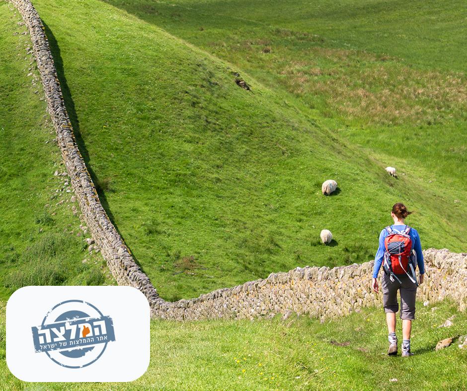 חומת אדריאנוס, אנגליה