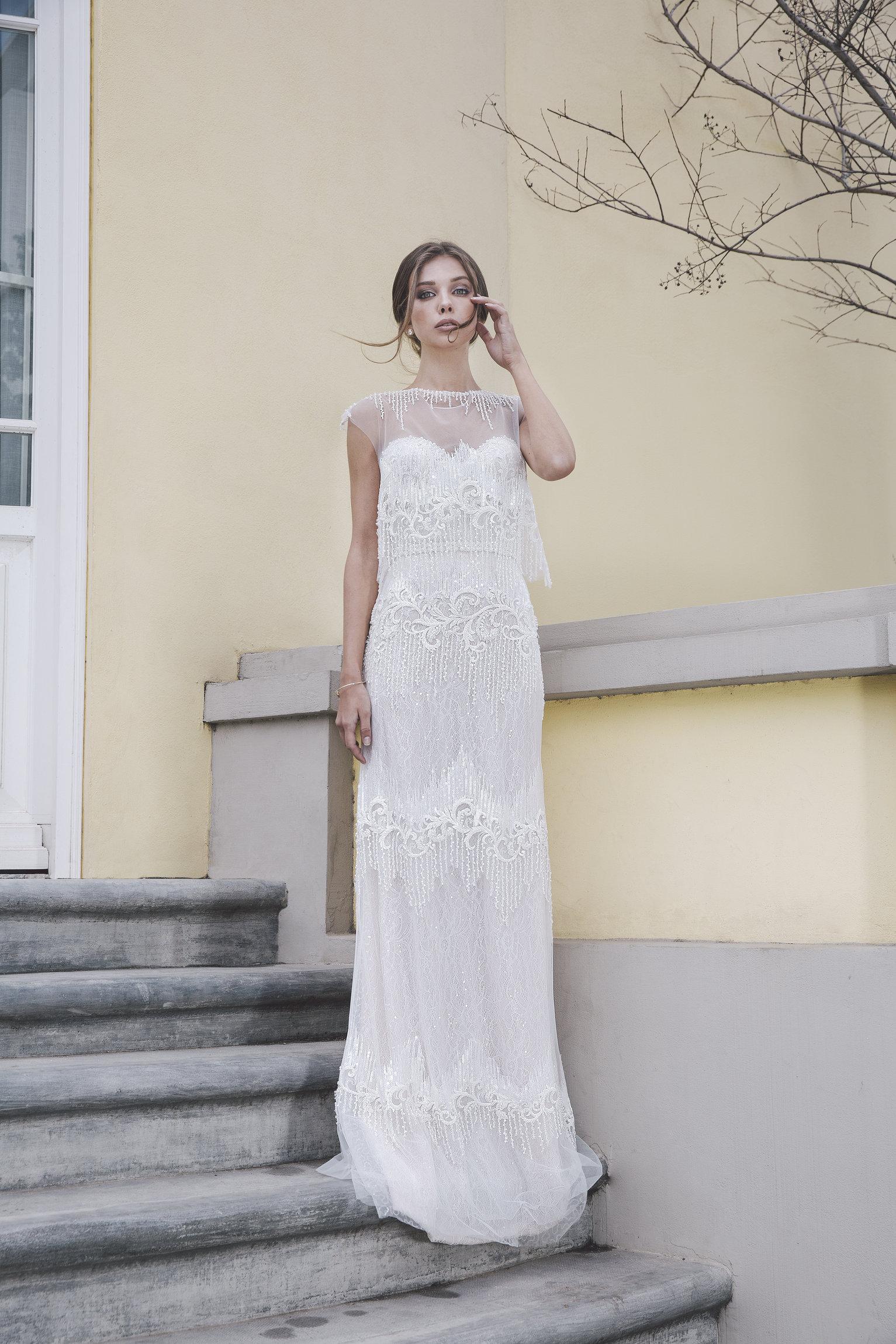 שרון כץ עיצוב שמלות כלה